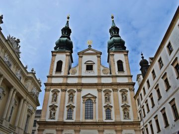 churches of vienna