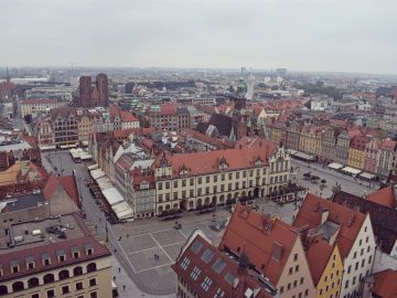 one day in wroclaw