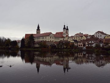 reasons to visit Telč