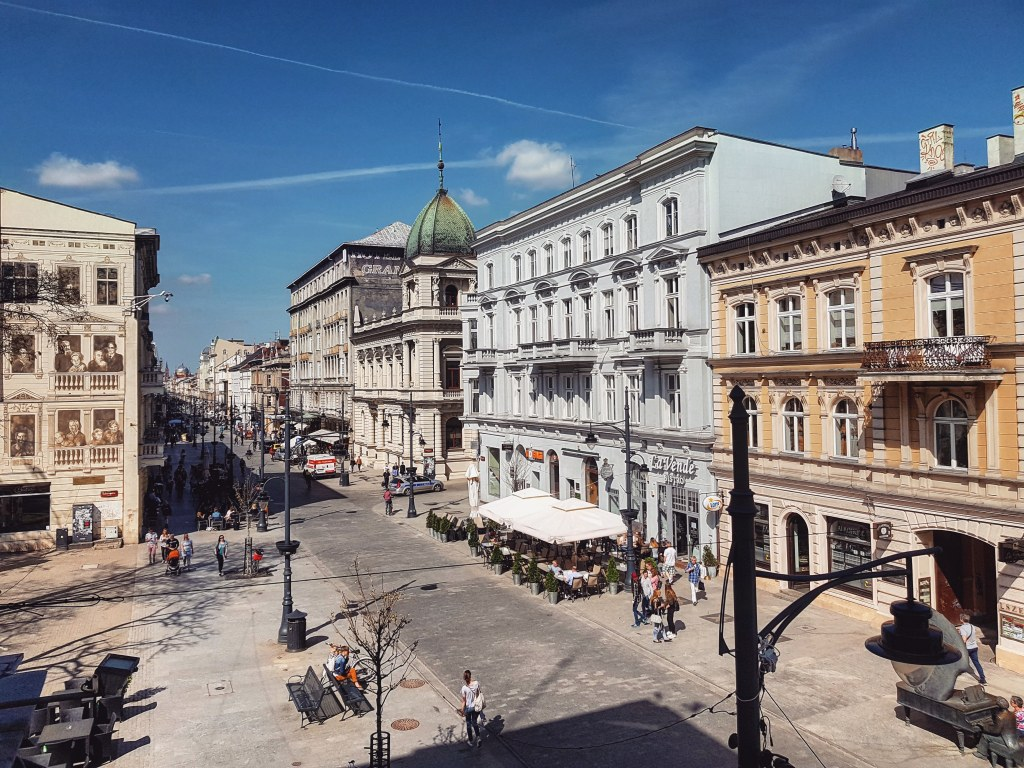 reasons to visit lodz