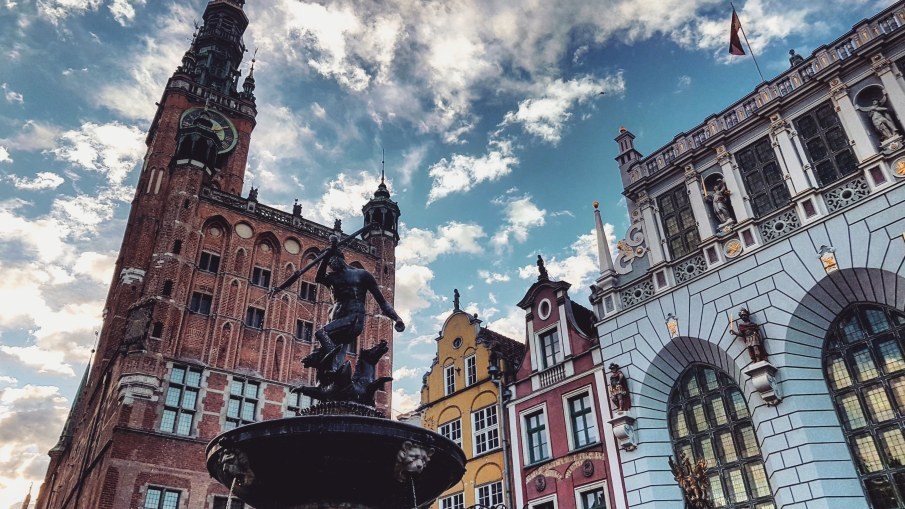one day in gdansk