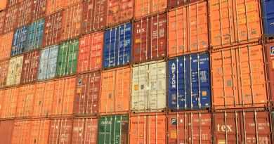 Объём словацкого экспорта вырос на 6,8 %