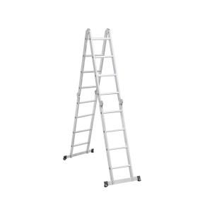 Escada Articulada em Alumínio 4x4