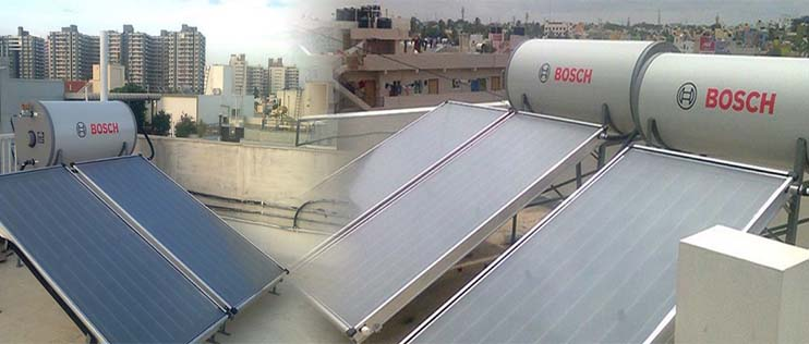 Solar Water Heaters In Bangalore 1 S V Marketing India