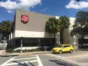 ServiceMaster Residential Salvation Army Work
