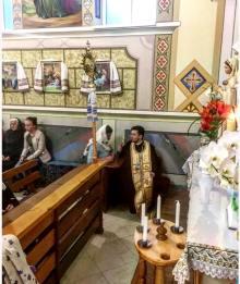 У центрі паломника «Симеон Лукач» с.Старуня, відбулись нічні чування