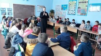 Катехитична школа для дітей на парафії св.апп. Петра і Павла