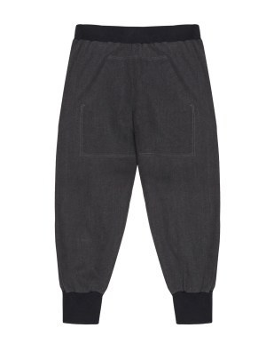 Lost&Found kids Grey Cotton Trousers