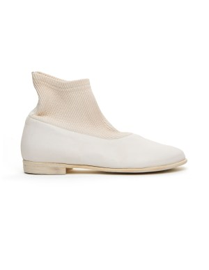 Guidi White Leather Boots