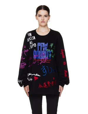 Doublet Embroidered PFW Doublet Longsleeve