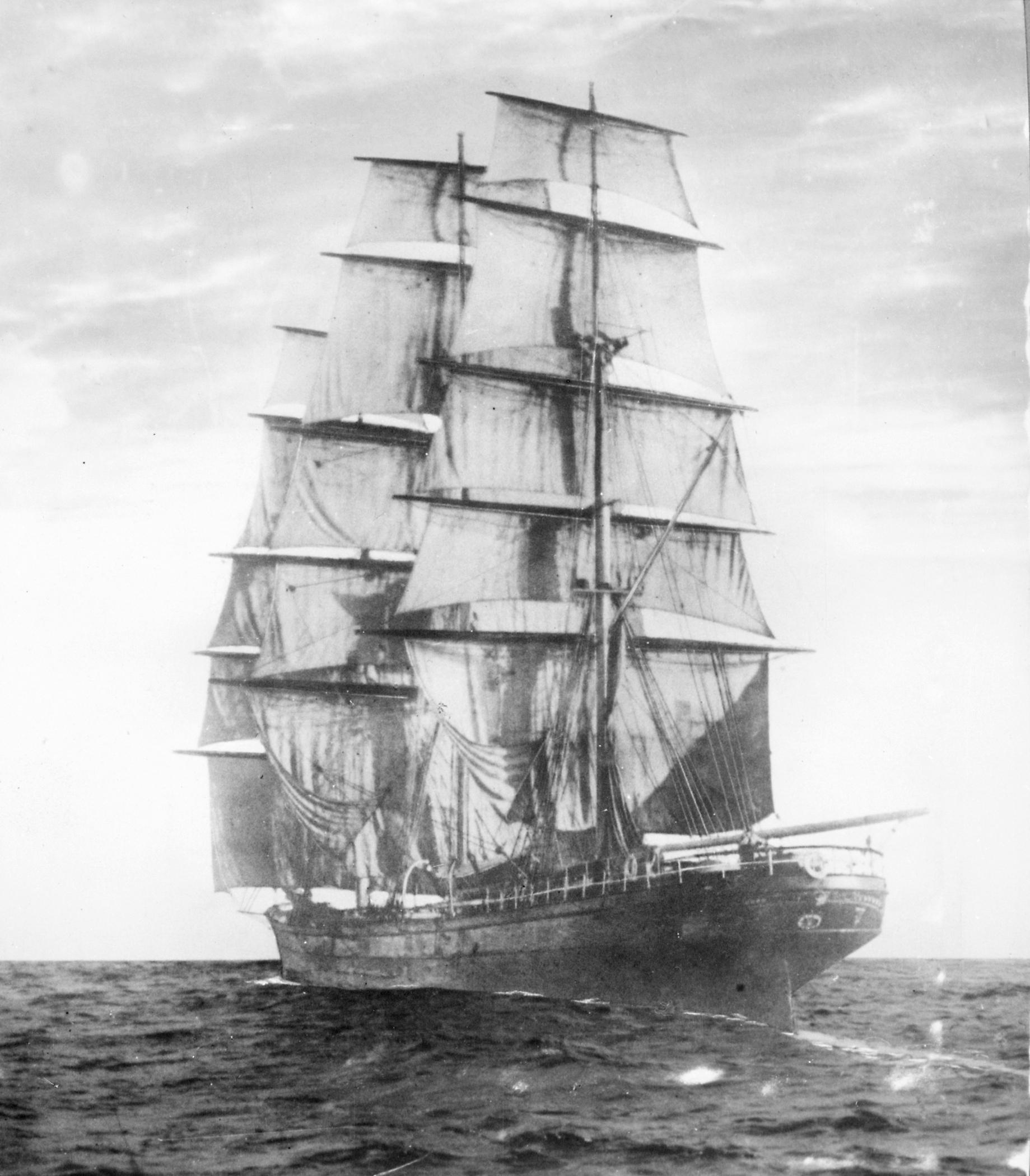 Cutty Sark Clipper Ship 1869 Pirate Directory