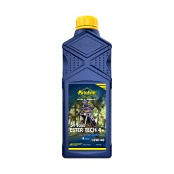 Putoline Ester Tech Off Road 4+ 10W-40 flaska