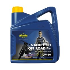Putoline Off Road Nano Tech 4+ 10W-50 4L