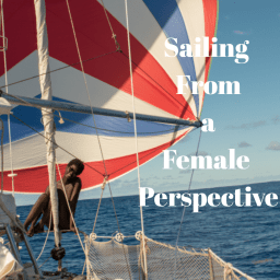 Sailing from a female perspective