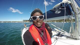 EP9 : Sailing from Sydney to Cairns | Easy 20 – 25 knots Downwind Sail | Sailboat Delivery