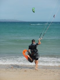 La Ventana Kite Surfing Beach