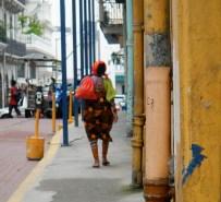 Kuna lady - indigenous people of Panama