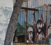 Fidel and soldier