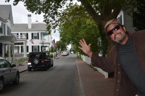 The mean streets of Edgartown