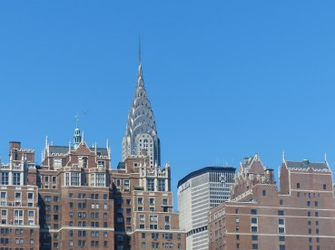 Good old Chrysler Building