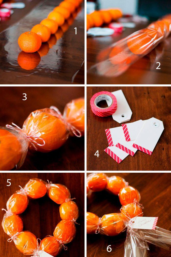 Mandarin Çelenk Adım Adım Master Sınıfı