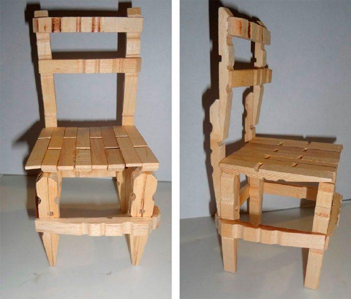 Høy stol