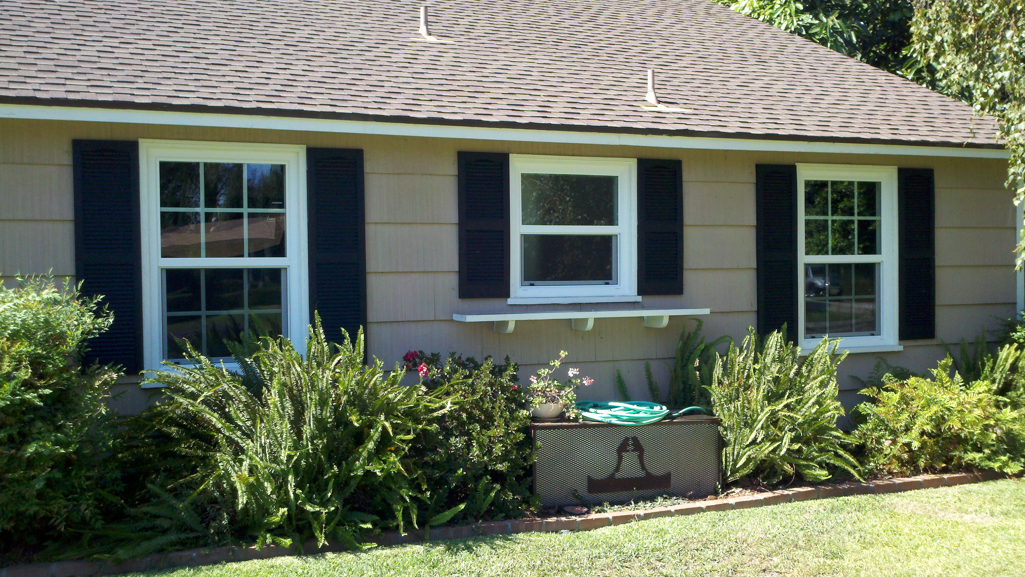 A Collection Of Exterior Shutter Styles