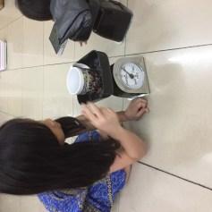 Measuring weight5
