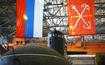 Бедная «Лада»: Россия не способна построить субмарину четвертого поколения