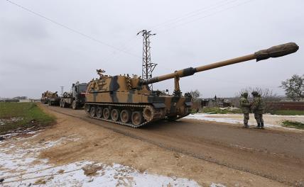 «Дипломатия истребителей»: Турция и Россия вновь у«красной черты» в Сирии