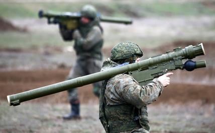 Армия Шойгу «ощетинилась штыками»: К войне готов? Всегда готов!