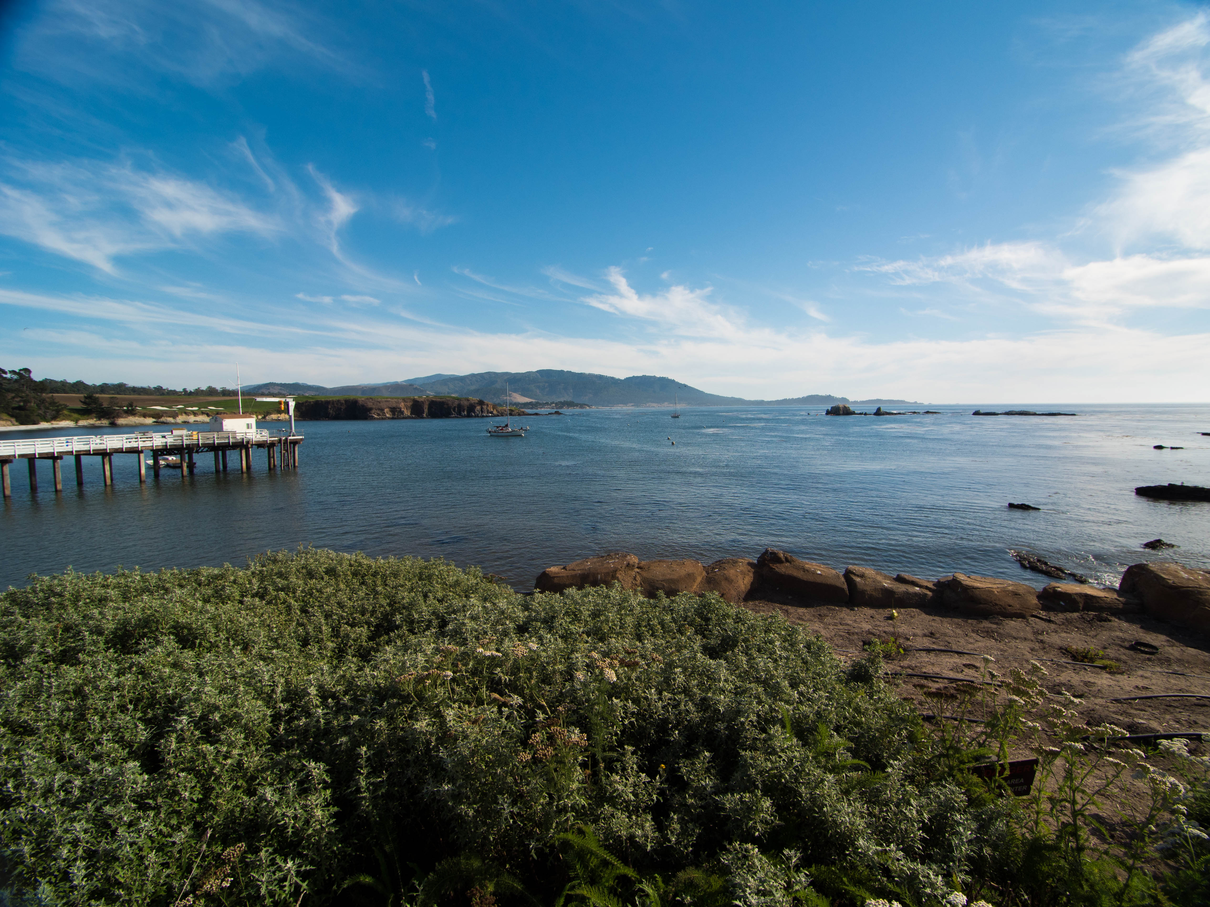 Monterey Bay and Stillwater Cove