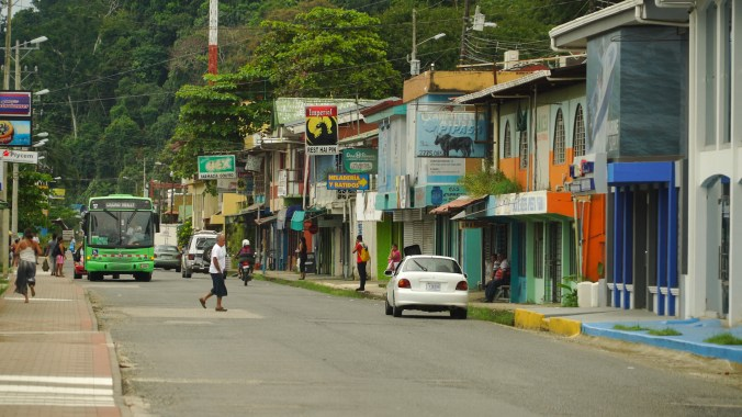 Downtown Golfito