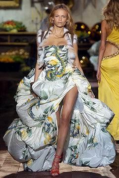Sexy R-Cavalli amazing dress