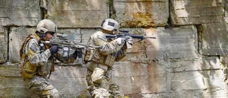 Спецназ армии США «Зеленые береты» - тихие профессионалы