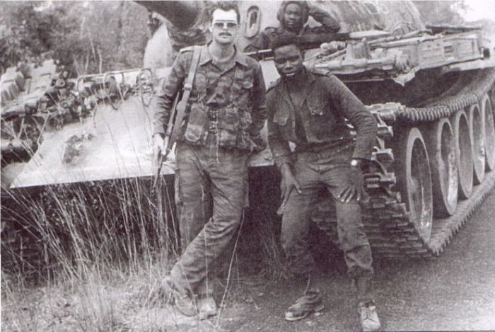 «Африканский спецназ»