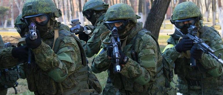 Спецназ ГРУ: на что способны лучшие российские бойцы