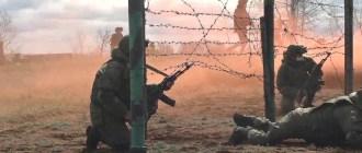 Военнослужащие ЦВО вышли на «Тропу разведчика» в Оренбургской области