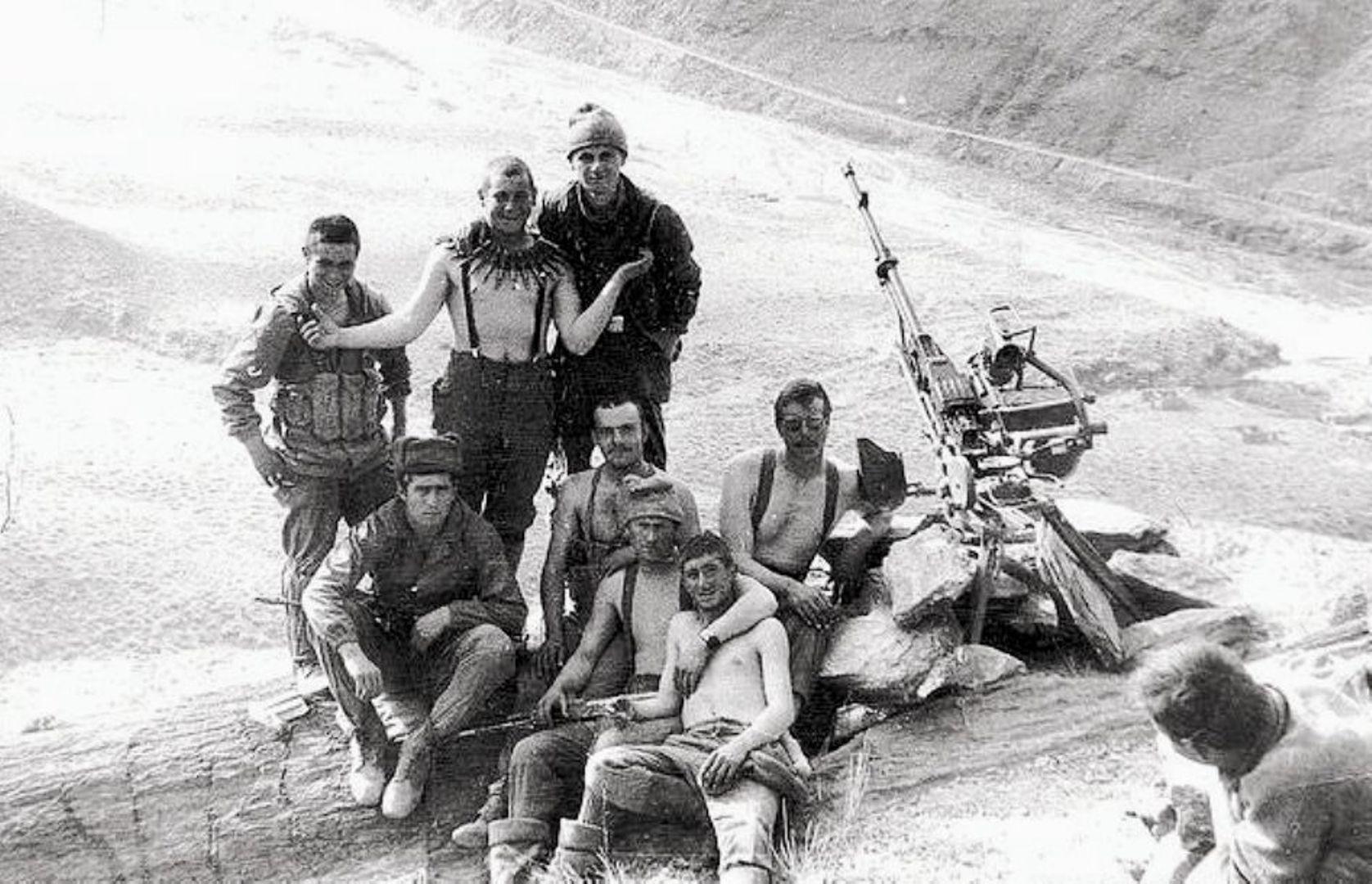 Как 9-ая рота сражались против спецназа Бен Ладена