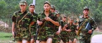 Призраки джунглей:Вьетнамский спецназ