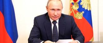 Путин подготовил статью к 80-летию начала Великой Отечественной войны
