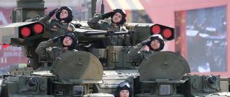 В Минобороны рассказали о новых боевых машинах поддержки танков