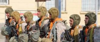 Разведчики армейского корпуса ЧФ приступили к занятиям по воздушно-десантной подготовке