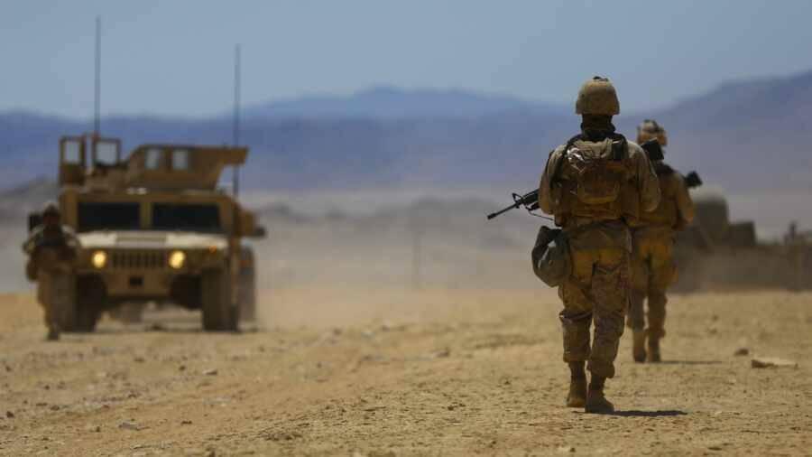 США решили оставить «зеленые береты» в Сирии