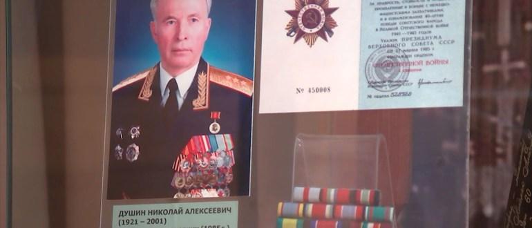 Личность государственного масштаба: 100 лет со дня рождения начальника военной контрразведки Николая Душина