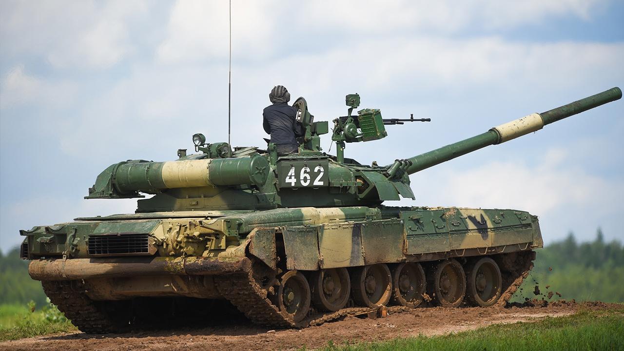 Танкисты ЗВО засадными действиями сорвали наступление условного противника в ходе учений «Запад-2021»