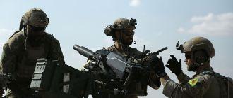 Американские военные при высадке десанта в Сирии убили трех человек