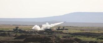 Зенитчики армейского корпуса Черноморского флота провели боевые стрельбы в Крыму: кадры учений