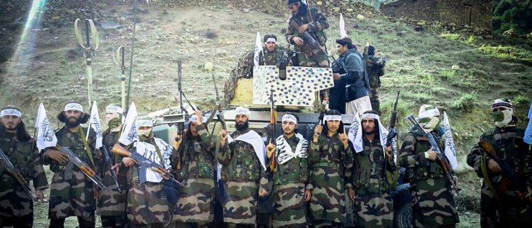 спецназ «Талибана»