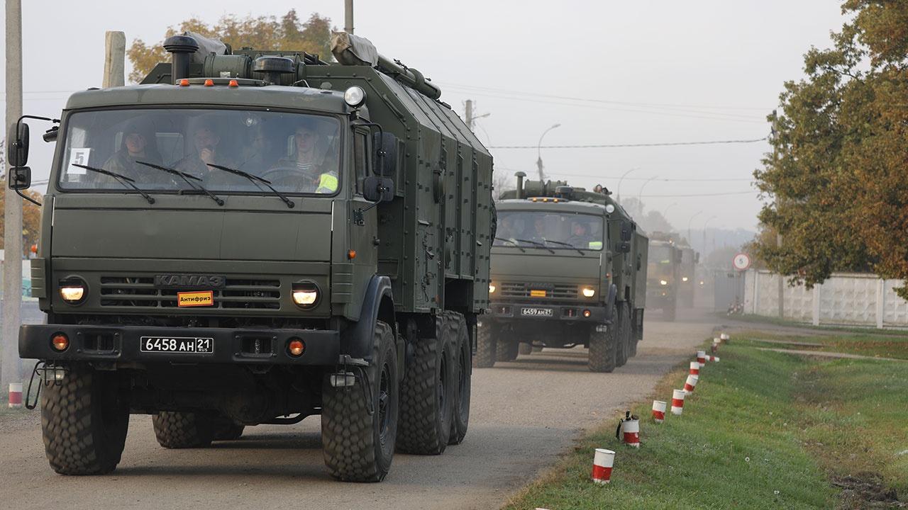 Более двух тысяч военнослужащих сил спецназначения перебросят в Крым для учений